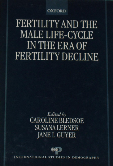 Fertility and the Male Life-Cycle in the Era of Fertility Decline